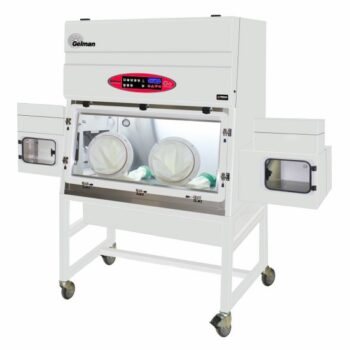 Isoguard ISO Series Laminar Flow Pharmaceutical Type 1 (positive pressure) Isolator