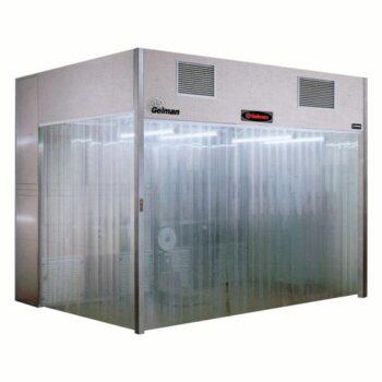 PharmaCare PHU Vertical Laminar Flow Powder Handling Booth