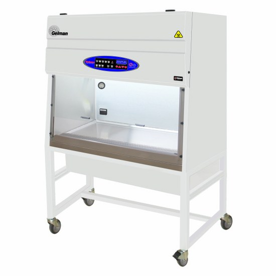 Bioguard-Plus Class II Type A2 Series Biological Safety Cabinets With Primary Containment HEPA Filtration System
