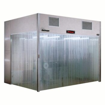 PharmaCare PHU Vertical Laminar Flow Powder Handling Booth