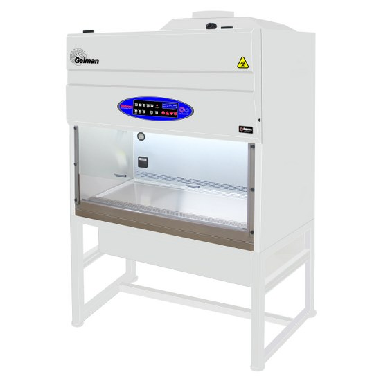 BioClassic Class II Type B1 Series Laminar Flow Biological Safety Cabinets with Dual-HEPA supply filtration system