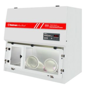 IsoSeal Series Pharmaceutical Negative Pressure Recirculating Sterile Isolators