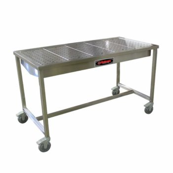 VSF Ducted* DownDraft Table