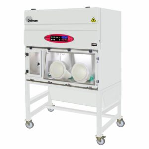 Besaire Isoseal Series Negative Pressure (Recirculating) Compounding Aseptic Containment Pharmaceutical Isolators with Primary Containment HEPA Filtration System
