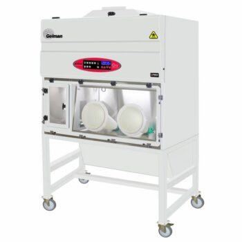 Besaire Isoseal Series Negative Pressure (Total Exhaust) Compounding Aseptic Containment Pharmaceutical Isolators with Primary Containment HEPA Filtration System