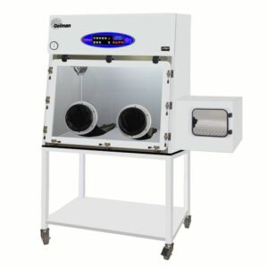 LabGuard Precision Weighing Filtered Glove Boxes