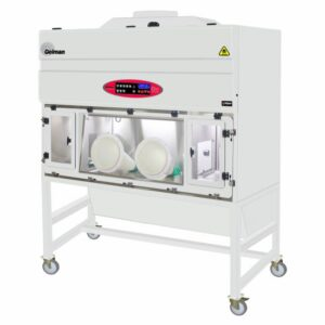 IsoSeal-Plus Series Negative Pressure (Total Exhaust) Compounding Aseptic Containment Isolators With Primary Containment HEPA Filtration System