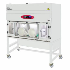 Isoseal Series Negative Pressure (Recirculating) Compounding Aseptic Containment Pharmaceutical Isolators with Primary Containment HEPA Filtration System