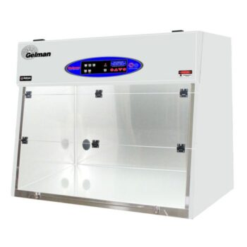 PCR-NV Cabinet with optional Stainless Steel Work Area