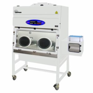 Bioxtreme Class III Dual In-Line Exhaust HEPA / Fan Series Biological Safety Cabinets