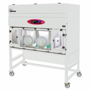IsoSeal-Plus Series Positive Pressure (Recirculating) Compounding Aseptic Pharmaceutical Isolators With Primary Containment HEPA Filtration System